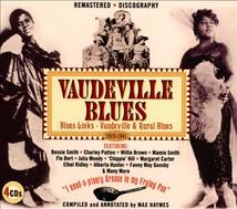 VAUDEVILLE BLUES 1919 - 1941