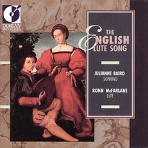 THE ENGLISH LUTE SONG