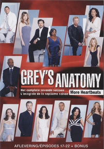 GREY'S ANATOMY - 7/3