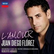 JUAN DIEGO FLOREZ - L'AMOUR