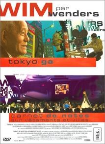 TOKYO-GA / CARNET DE NOTES SUR VÊTEMENTS ET VILLES