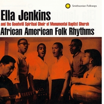 AFRICAN-AMERICAN FOLK AND  WORK SONGS RHYTHMS