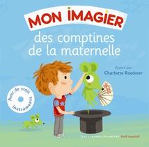 MON IMAGIER DES COMPTINES DE LA MATERNELLE