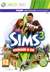 SIMS 3 ANIMAUX & COMPAGNIE - XBOX360