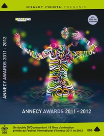 ANNECY AWARDS 2011-2012