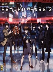 PSYCHO-PASS - 2