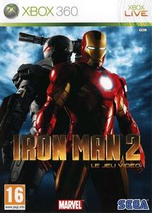 IRON MAN 2 - XBOX360
