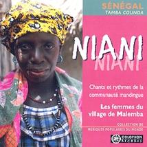 SENEGAL, NIANI: CHANTS & RYTHMES DE LA COMMUNAUTE MANDINGUE