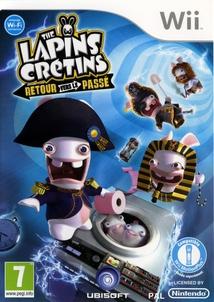 LAPINS CRETINS (THE) - RETOUR VERS LE PASSE - Wii