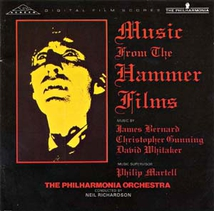 MUSIC FROM THE HAMMER FILMS