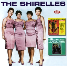 BABY IT'S YOU/SHIRELLES AND KING CURTIS GIVE A TWIST PARTY
