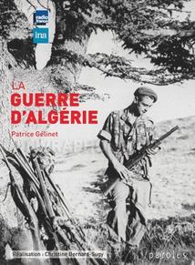 LA GUERRE D'ALGÉRIE (CD-MP3)