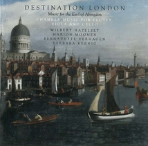 DESTINATION LONDON (MUSIC FOR THE EARL OF ABINGDON)