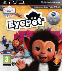 EYEPET (+CAMERA) - PS3
