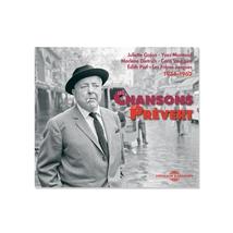 LES CHANSONS DE JACQUES PRÉVERT 1934-1962