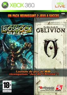 BIOSHOCK / OBLIVION PACK - XBOX360