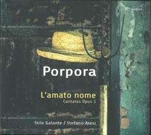 L AMATO NOME, CANTATAS OP.1