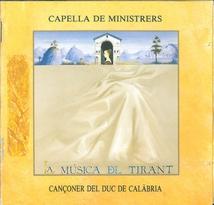 CANCONER DEL DUC DE CALABRIA