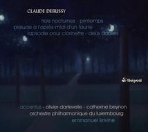 NOCTURNES / PRINTEMPS / PRÉLUDE À L'APRÈS-MIDI D'UN FAUNE...
