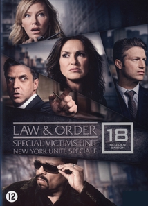 LAW & ORDER: SPECIAL VICTIMS UNIT - 18/3