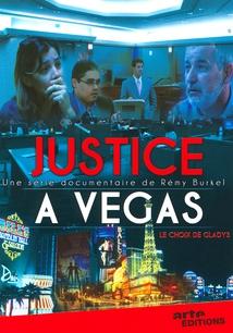 JUSTICE À VEGAS, Vol. 1 - LE CHOIX DE GLADYS