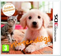 NINTEDOGS + CATS : GOLDEN RETRIEVER