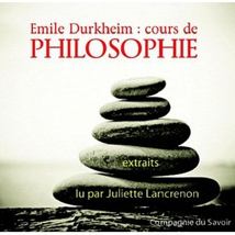 COURS DE PHILOSOPHIE (CD-MP3)