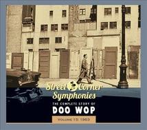 STREET CORNER SYMPHONIES:THE COMPLETE STORY OF DOO WOP VOL15