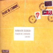 PLACE DE L'EUROPE 1992