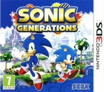 SONIC GENERATIONS- 3DS