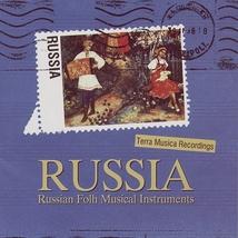 RUSSIA: RUSSIAN FOLK MUSICAL INSTRUMENTS
