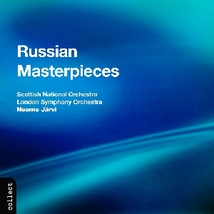 JARVI - RUSSIAN MASTERPIECES