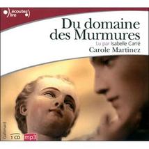 DU DOMAINE DES MURMURES (CD-MP3)