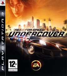 NEED FOR SPEED UNDERCOVER - PS3