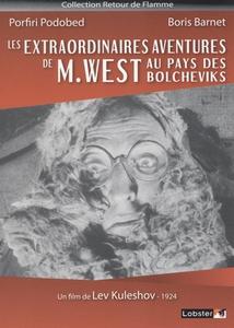 EXTRAORDINAIRES AVENTURES DE M. WEST AU PAYS DES BOLCHEVICKS
