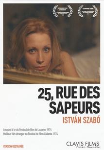 25, RUE DES SAPEURS