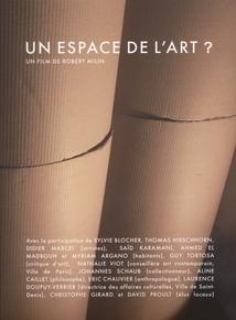 UN ESPACE DE L'ART ? - ROBERT MILIN - LIVRE-DVD