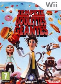 TEMPETE DE BOULETTES GEANTES - Wii