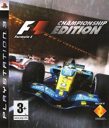 FORMULA 1 CHAMPIONSHIP EDITION - PS3