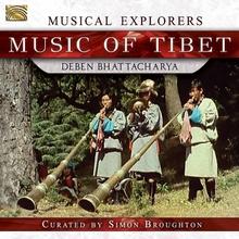 MUSIC OF TIBET - DEBEN BHATTACHARYA