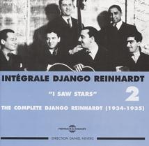 INTÉGRALE DJANGO REINHARDT, VOL.2: I SAW STARS