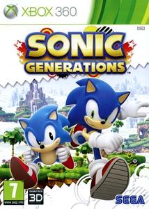 SONIC GENERATIONS- XBOX360
