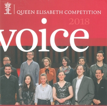 CONCOURS REINE ELISABETH 2018 - VOICE 2018