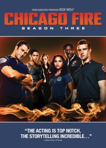 CHICAGO FIRE - 3/2