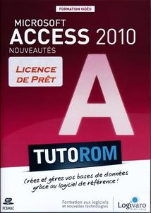 ACCESS 2010 - LES NOUVEAUTES