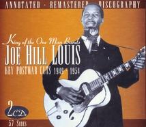 KING OF THE ONE MAN BANDS (KEY POSTWAR CUTS 1949-1954)