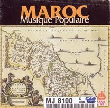 MAROC - MUSIQUE POPULAIRE