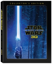 STAR WARS - LE RÉVEIL DE LA FORCE 3D