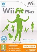 WII FIT PLUS + BALANCE BOARD - Wii