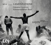 HAYDN 2032 N°6: LAMENTATIONE